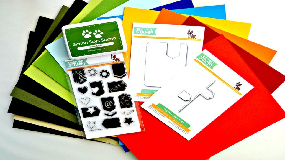 Simon Says Stamp Cardstock Giveaway